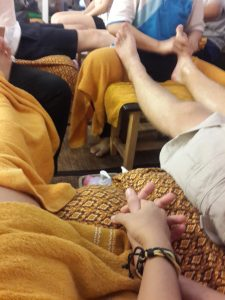 Foot Massage di Bangkok